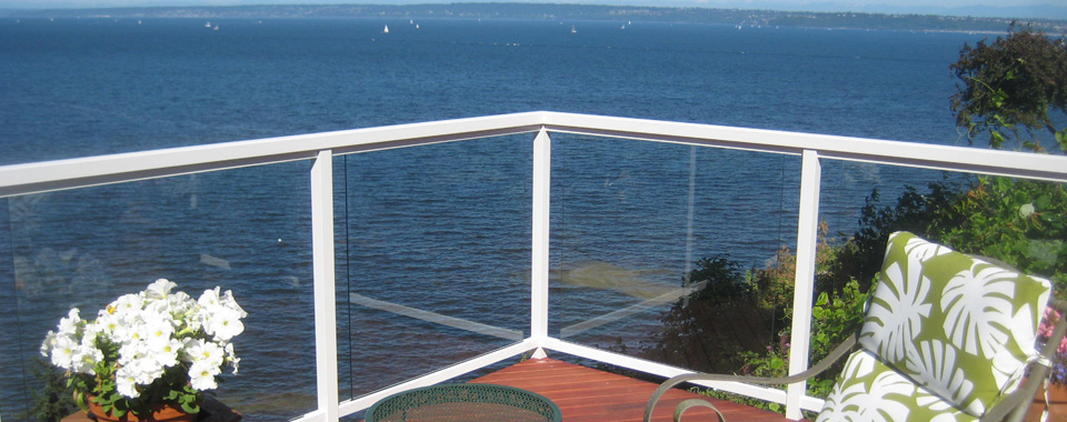 Glass deck railing systems roselawnlutheran