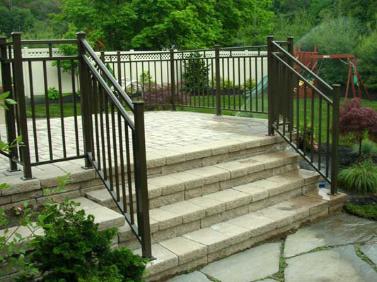 Deck Railing Systems | Easyrailings | Aluminum Railings ...